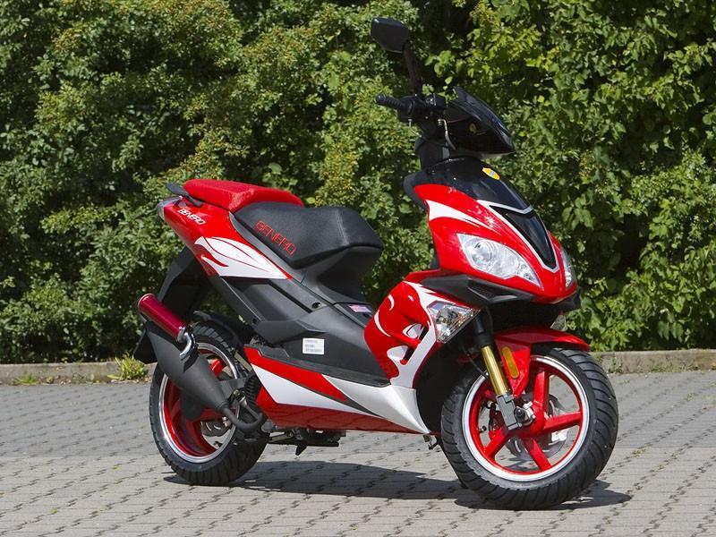 Benero GT-50 2-T / Roller 50 ccm / Benero Rollershop